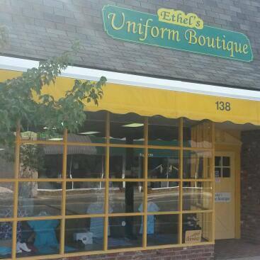 ethels uniform boutique