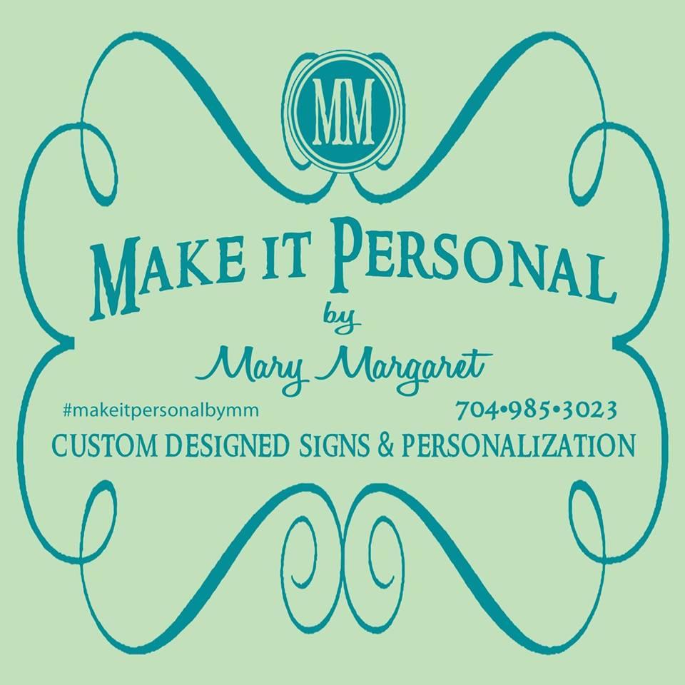 make it personal mm