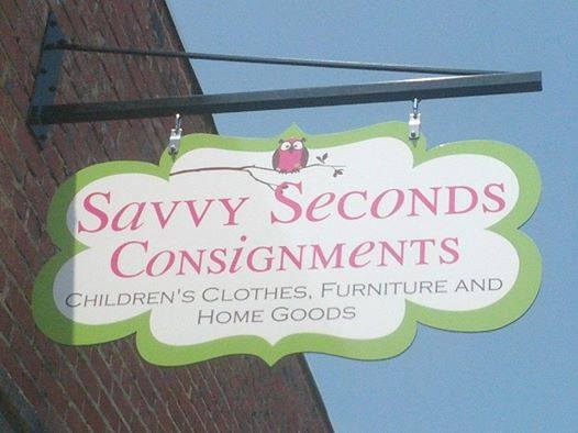 savvy seconds