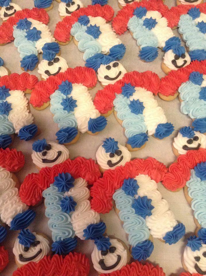 sshop clown cookies