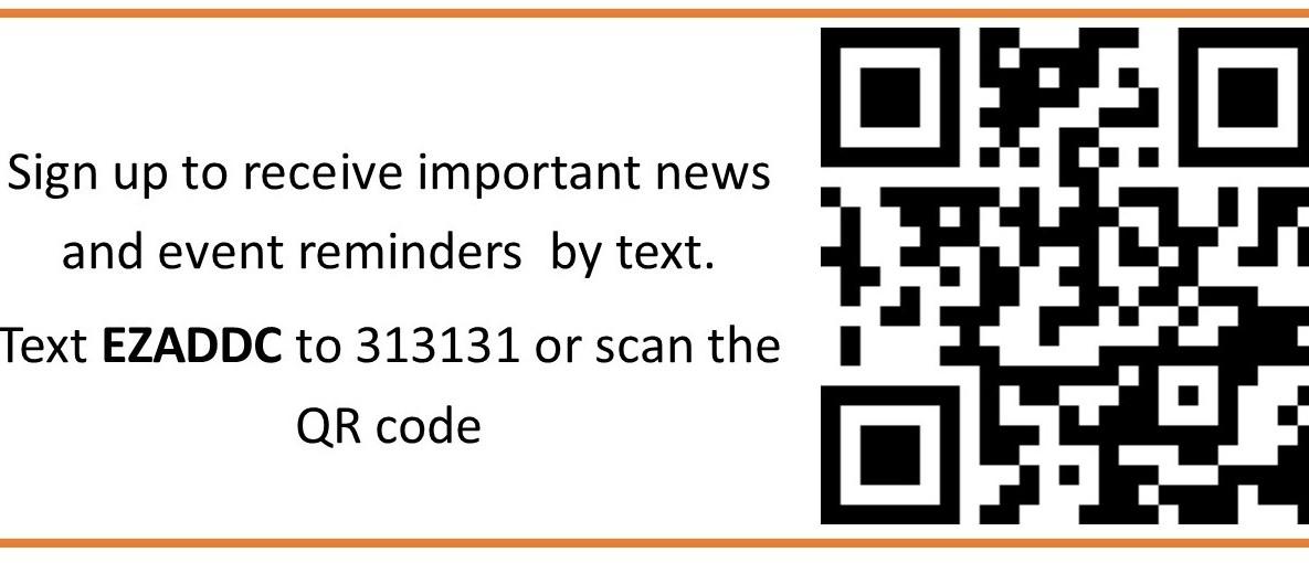 New – Text Alerts!