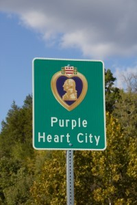 Purple Heart City